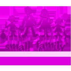 Logo small family