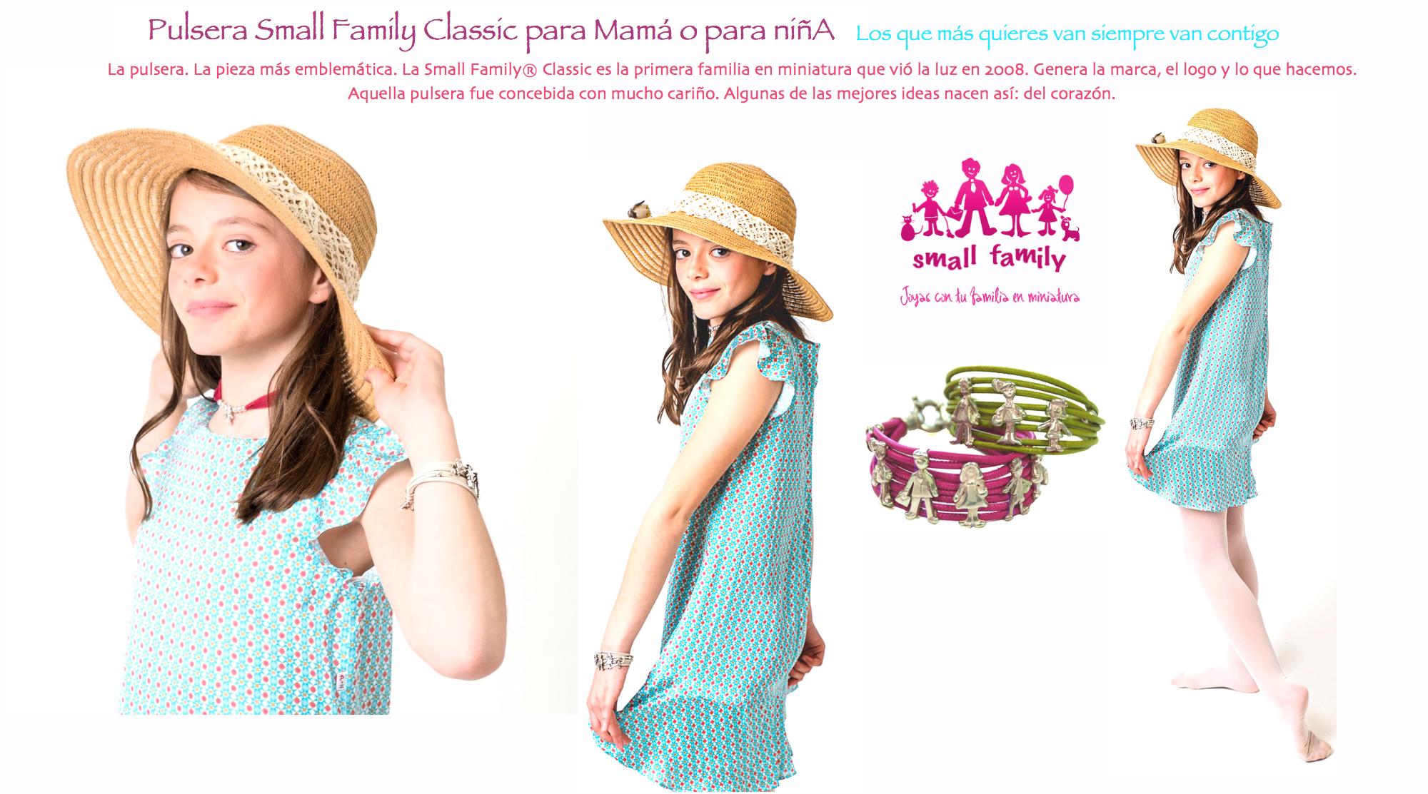 Pulsera Small Family Classic